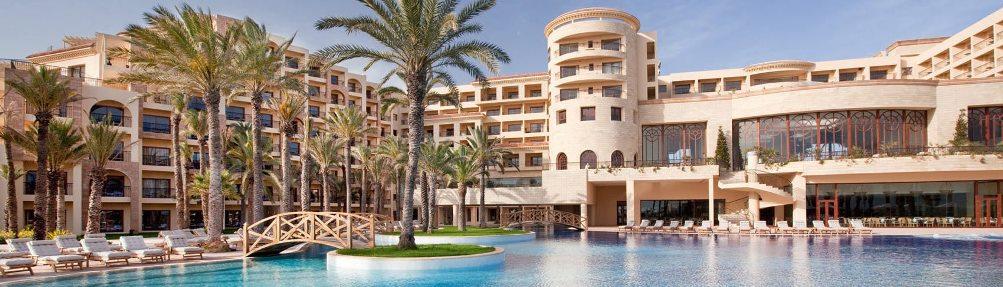 The 5* Riu Palace Hammamet Marhaba all-inclusive resort