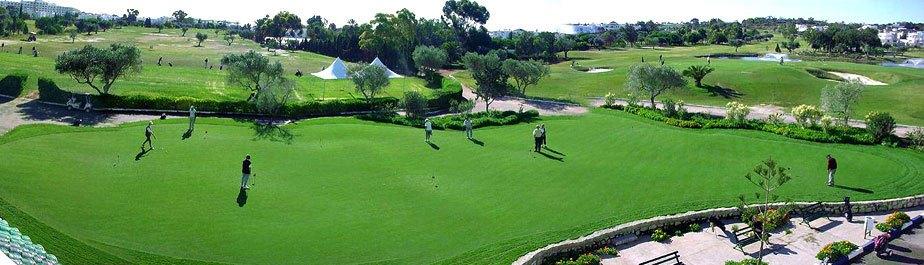 The 36-hole Kantaoui Golf Club